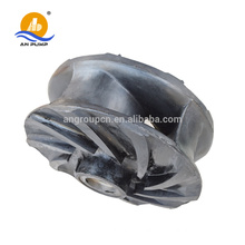 Centrifugal slurry pump impeller spare parts
