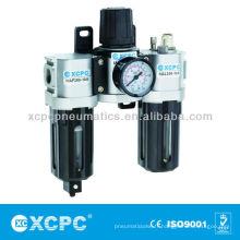 Air Source traitement-XACT série filtre régulateur lubrificateur-FRL-Air préparation unités-Air filtre combinaison