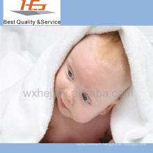 Serviette bébé 100% coton éponge