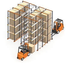 Pallet Racking Drive in Drive Drive