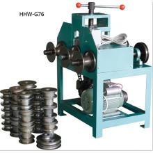 HHW-G76 / 76B máquina curvadora de tubos eléctricos