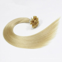 Wholesale Prebonded Double Drawn Human Hair U tip/Flat tip/I tip Hair Extensions