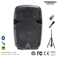 OEM 10 Inches Plastic Trolley PRO Audio with Battery