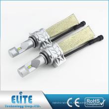 Kit de conversión de faros 5S LED 9006 6500K 4000LM Bombillas de repuesto de luz blanca brillante