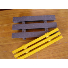 Fiberglass Pultruded Grating, Gritted Surface FRP Pultruded Grating