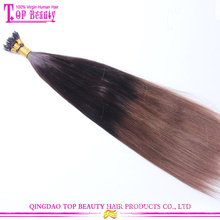 Top Beauty Hair Supply Chinese Hair Blond 100 Keratin Tipped Human Hair Extension