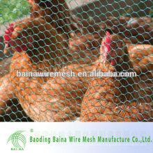 Sechskant-Chicken Coop Wire Mesh (hergestellt in China)