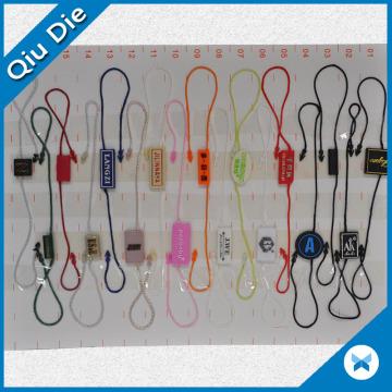 Rich-Colorly Garment Hang Tag Seal String para acessórios