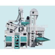 O tipo comercial de equipamentos agrícolas 1400 kg / h Máquina de arroz moinho