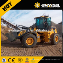 Chinese XCMG 5000kg LZ50G Wheel Loader with Snow Plower
