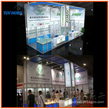 Shanghai exhibition stand system for HCMC MEDIPHARM EXPO