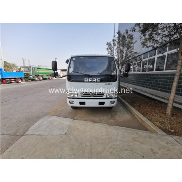 High quality white new diesel dump truck
