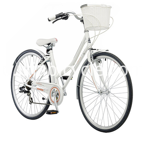 Classical City Bike with Lock