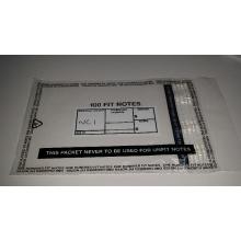 Sacos de segurança de plástico anti-roubo