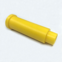 CNC Turning Color Plastic Parts