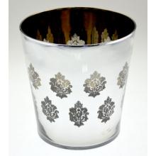 Европейская цветочная ваза с цветочным рисунком