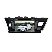 Yessun coche de 9 pulgadas DVD GPS para Toyota Corolla (TS9895)