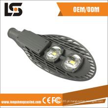 IP65 de alumínio morrem o alojamento claro impermeável do diodo emissor de luz das peças da carcaça