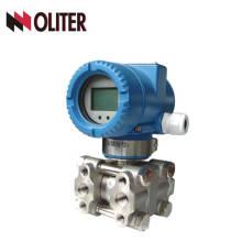 sensor de transmissor de pressão inteligente diferencial de água inteligente com saída 4-20ma