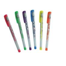 2014 New Design Highlighter /Glitter Gel Ink Pen (M-1503N)