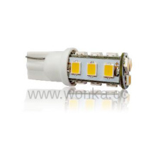 12V AC / DC 1W T10 Keil-Unterseite LED Dekoration-Licht / Birne