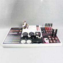 Custom acrylic cosmetics display stand