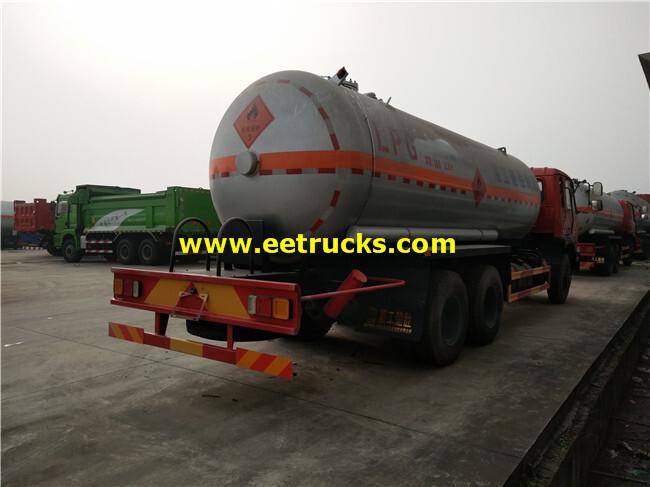 Propane Transportation Trucks