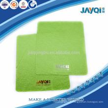 Tissu de nettoyage optique en microfibre polyester 190gm