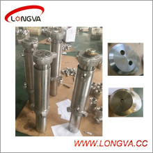 Stainless Steel High Pressure Vessel with Cup Closure