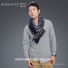 2015 fashion printed scarf for men