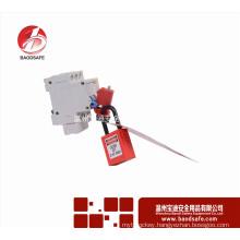 Wenzhou BAODI Miniature Circuit Breaker Lockout Glass-filled Nylon Pull lever BDS-D8603