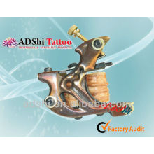 ADShi high quality brawn coil tape coated handmade tattoo machine guns