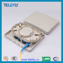 4 FO Fiber FTTH Optical Fiber Access Termianl Box