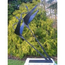 Modern garden High quality Metal Animal Sculpture for sale