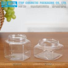 250g y 300g vario diseño alta calidad color personalizable multi uso frasco pet especial bajo costo