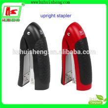 office souvenir stationery stand up stapler, plastic sheet HS802-30