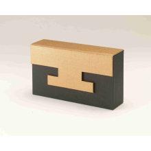 Boîte d'emballage personnalisée de cadeau de parfum de luxe