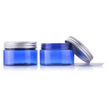 120ml Klar Pet Jar mit Aluminiumkappe