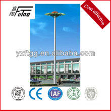 outdoor flood light pole