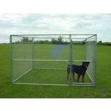Chain Link Wire Mesh gaiola do cão (TS-LS97)