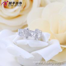 Xuping Jóias Moda Bridal CZ Ring