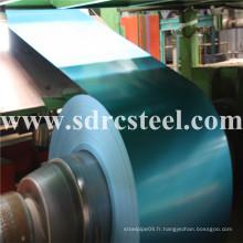 Bobine d'aluminium colorée, plaque en aluminium de matériaux de construction