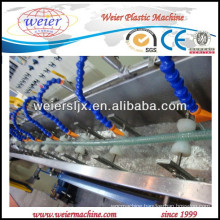 PVC steel wire reinforced pipe extrusion machine