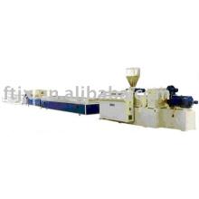 PE/PPR/PVC/Wood Profile Production Line