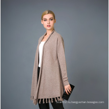 Женская мода Кашемир Blend Sweater 17brpv099