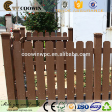 WPC post for fence, handrail pergola