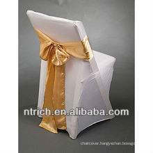 Classy patio chair cover, removable folding chair cover, spandex chair cover