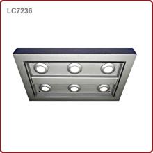Square LED Jewelry Panel Luz de techo (LC7236)
