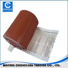 Auto-adesivo de alumínio ondulado Butyl Flahing Tape