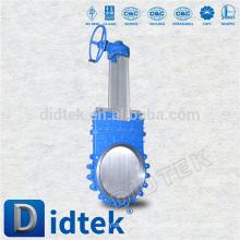 Válvula de compuerta Didtek Top Quality